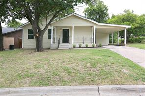 1109 Rumfield, White Settlement, TX, 76108