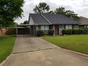 4220 Sunrise, Paris, TX, 75462