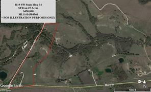 1119 SW State Highway 34, Italy, TX 76651