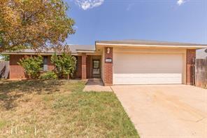 7609 Thompson Pkwy, Abilene, TX, 79605