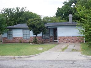 3813 Lebow, Fort Worth TX 76106