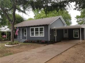 613 Harrisdale Ave, River Oaks, TX 76114