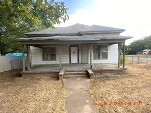 619 10th, Mineral Wells, TX, 76067