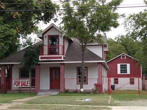 1208 Sylvania, Fort Worth TX 76111