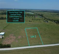 Lot 2 County Road 1140, Leonard TX 75452