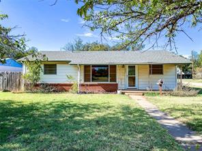 1209 N Avenue K, Haskell, TX 79521