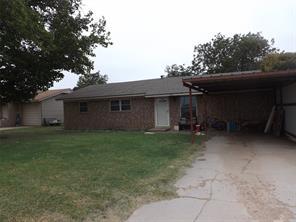 712 NW Avenue G, Hamlin, TX 79520
