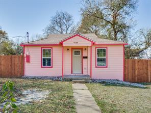 4533 Gracey, Dallas, TX, 75216
