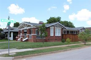 1145 Mistletoe, Fort Worth, TX, 76110