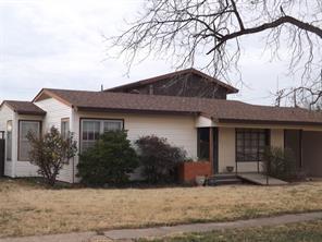 588 NW Avenue I, Hamlin, TX 79520