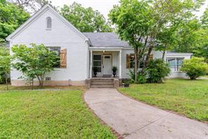 2105 STONEWALL, Greenville TX 75401