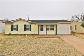 2810 Nonesuch, Abilene, TX, 79606