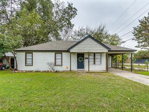 5869 Coleman, Westworth Village, TX 76114