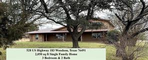 528 N US Highway 183, Woodson, TX 76491