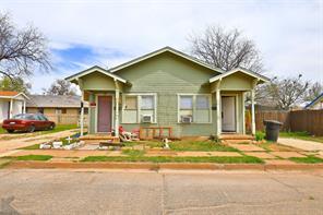 873 Elm, Abilene, TX, 79602