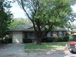 2809 Maple, Garland TX 75042