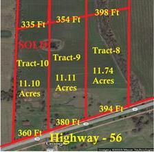 TRACT-8 HWY 56, Honey Grove TX 75446