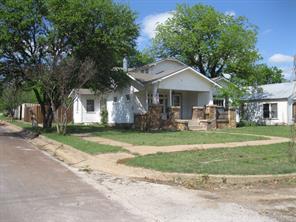 314 3rd, Breckenridge, TX, 76424