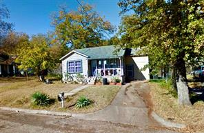 306 Cleveland, Weatherford TX 76086