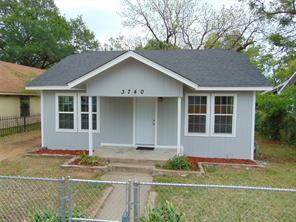 3740 Dixon, Dallas TX 75210