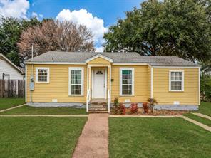 4323 Willow Springs, Dallas TX 75210