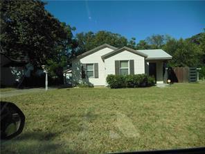 5516 James, River Oaks TX 76114
