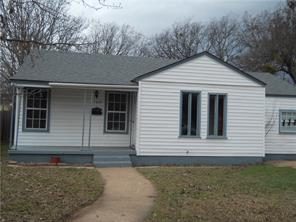 1642 Westmoreland, Abilene TX 79603