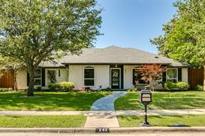 243 High Brook, Richardson TX 75080
