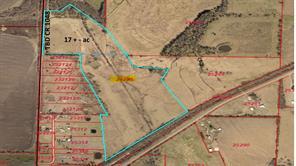 TBD County Rd 1048 17ac, Celeste, TX 75423