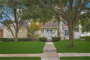 4205 Stanhope, University Park, TX, 75205