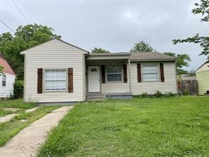 1822 Rosewood, Grand Prairie TX 75050