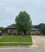 1006 Forest Trail, Euless TX 76039