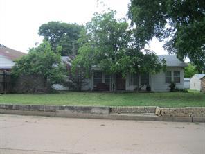 307 Flint, Breckenridge, TX, 76424