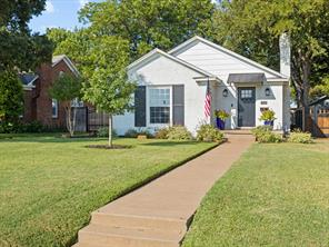 3112 Bellaire, Fort Worth, TX, 76109