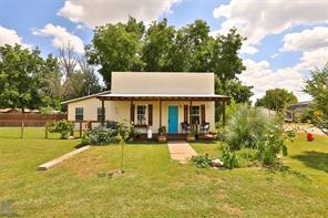 365 Graham St, Tuscola, TX 79562