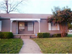 6451 Ethel, Dallas, TX, 75227