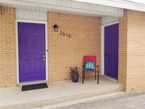 2608 Lubbock, Fort Worth, TX, 76109
