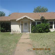 718 Ross, Abilene, TX, 79605